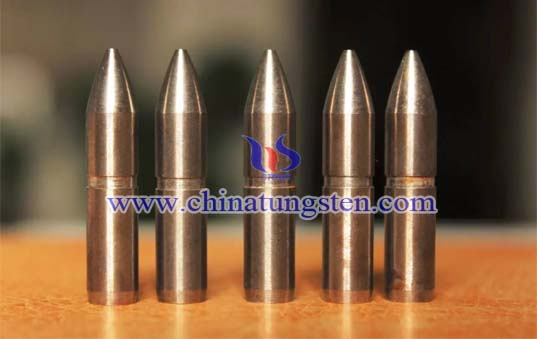 Tungsten Alloy Cylinder Military Defense Picture